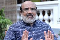 No Conflict Of Interest In Hiring Adani-linked Firm For Airport Bid: Kerala Finance Minister Thomas Isaac