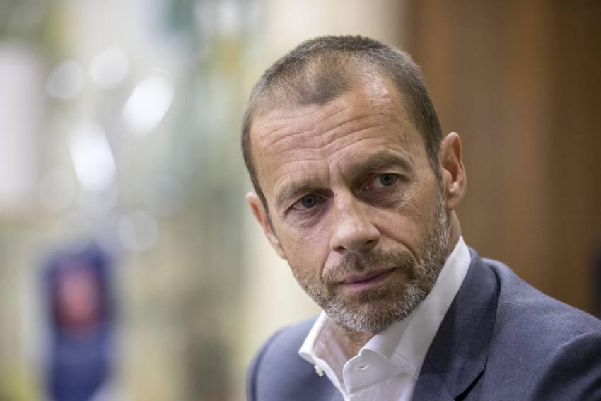 UEFA President Aleksander Ceferin 'Not Happy' With Manchester City Overturning Ban