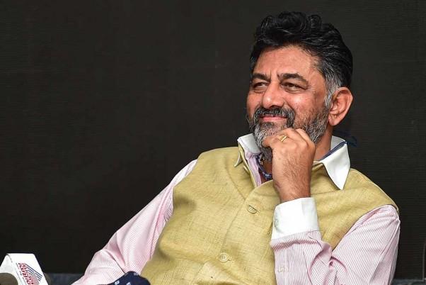 Karnataka Congress Chief DK Shivakumar Tests Positive For Covid