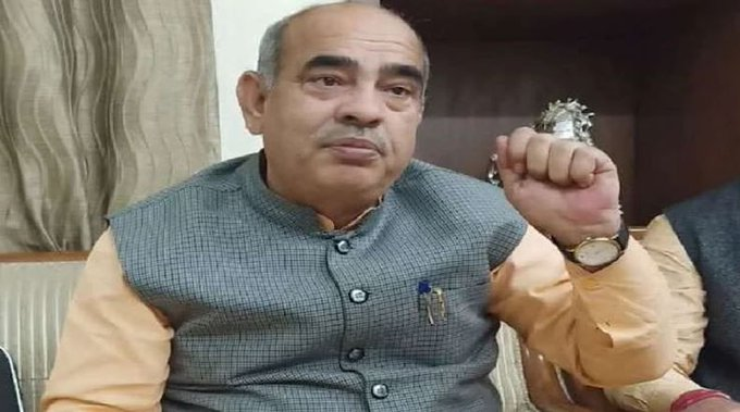 Haryana Transport Minister Mool Chand Sharma Tests Positive For COVID-19