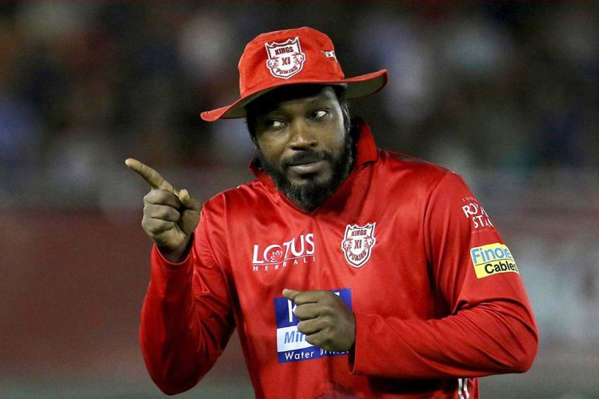 IPL In UAE: Good News For Kings XI Punjab, Chris Gayle's COVID-19 Tests Return Negative