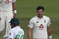 3rd Test: James Anderson Stuck On 599 As Pakistan Frustrate England With Storm Francis Approaching