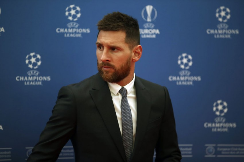 Massimo Moratti Believes Inter Have Started Talks To Sign Lionel Messi From Barcelona