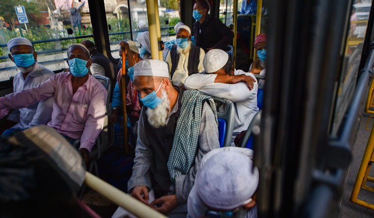 SC Seeks Bihar Govt's Response On plea For Consolidation Of Trial Against Tablighi Members