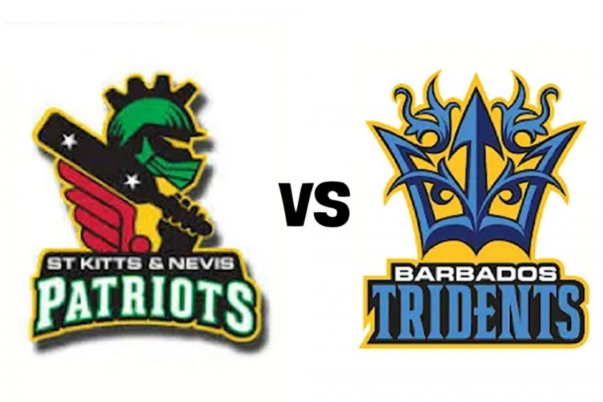 CPL 2020, 11th Match Live Streaming: How To Watch St Kitts And Nevis Patriots Vs Barbados Tridents Cricket Match Online And On TV