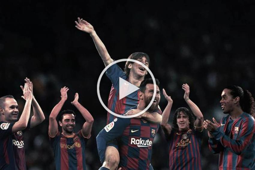 Lionel Messi Wants To Leave Barcelona: The Camp Nou Great's Finest Club Goals - VIDEOS
