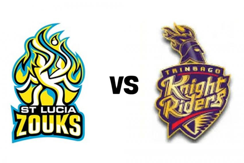 CPL 2020, 13th Match Live Streaming: How To Watch St Lucia Zouks Vs Trinbago Knight Riders Cricket Match Online And On TV