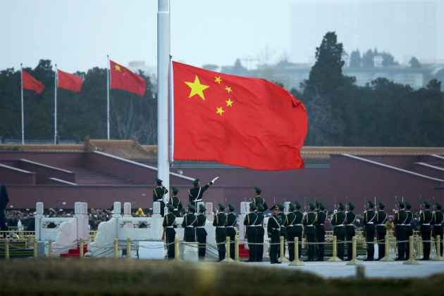 China Protests Alleged US Spy Plane Incursion During Drills