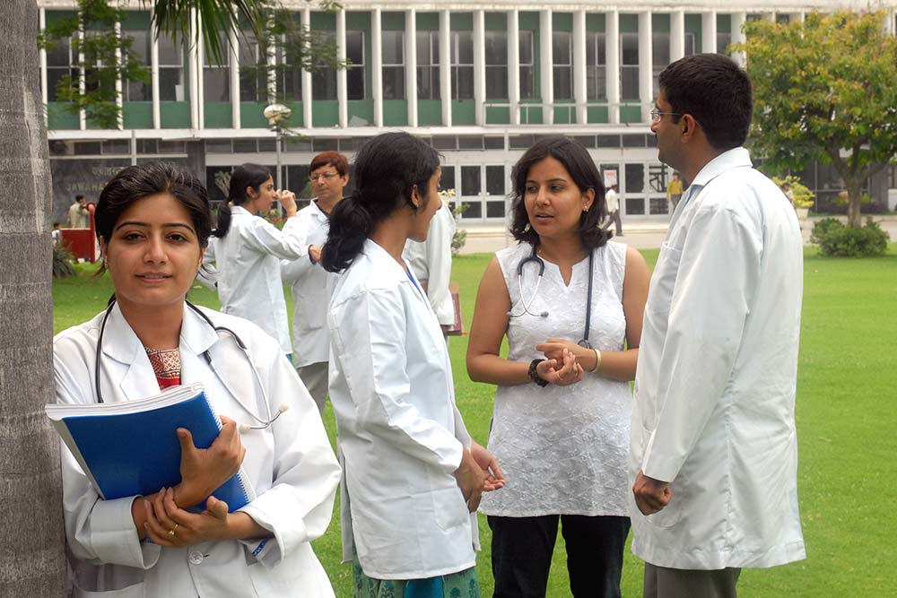 India's Top Medical Colleges In 2020