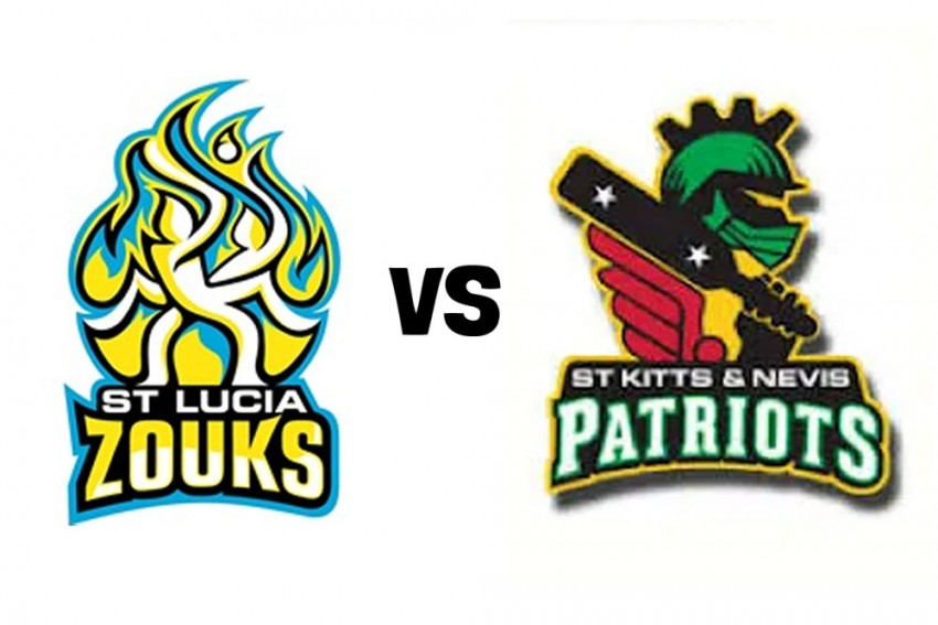 CPL 2020 Live Streaming, Match 15: When And Where To Watch St Lucia Zouks Vs St Kitts And Nevis Patriots Clash Live