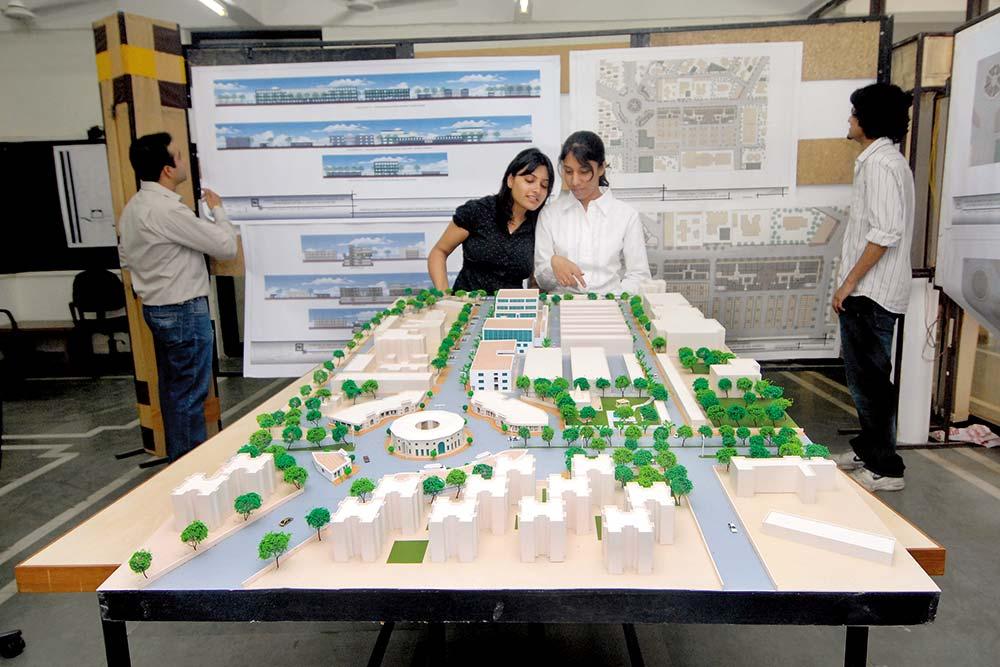 India's Top Institutes Of Architecture In 2020