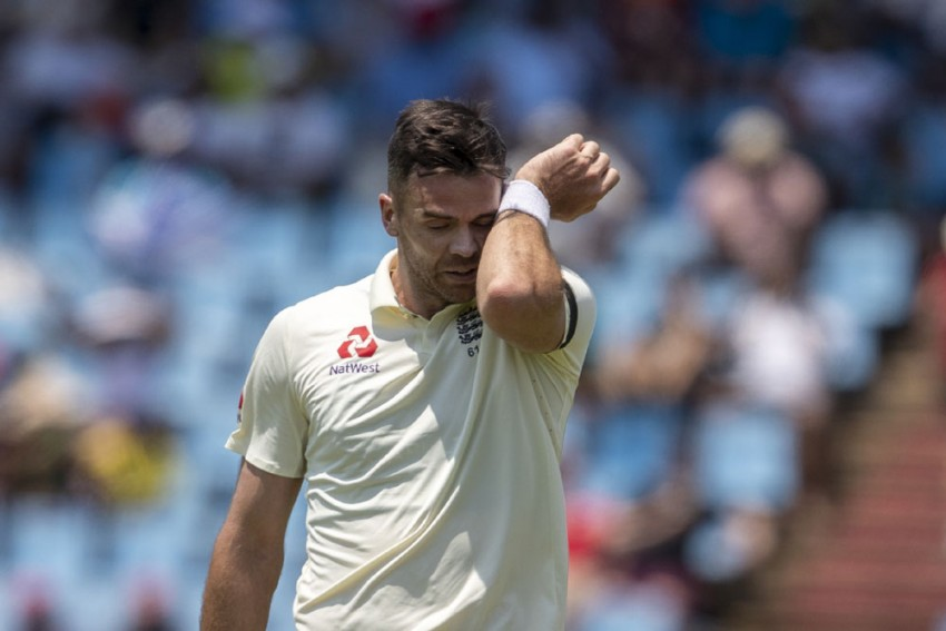 James Anderson Sets Sights On Ashes Tour Next Year
