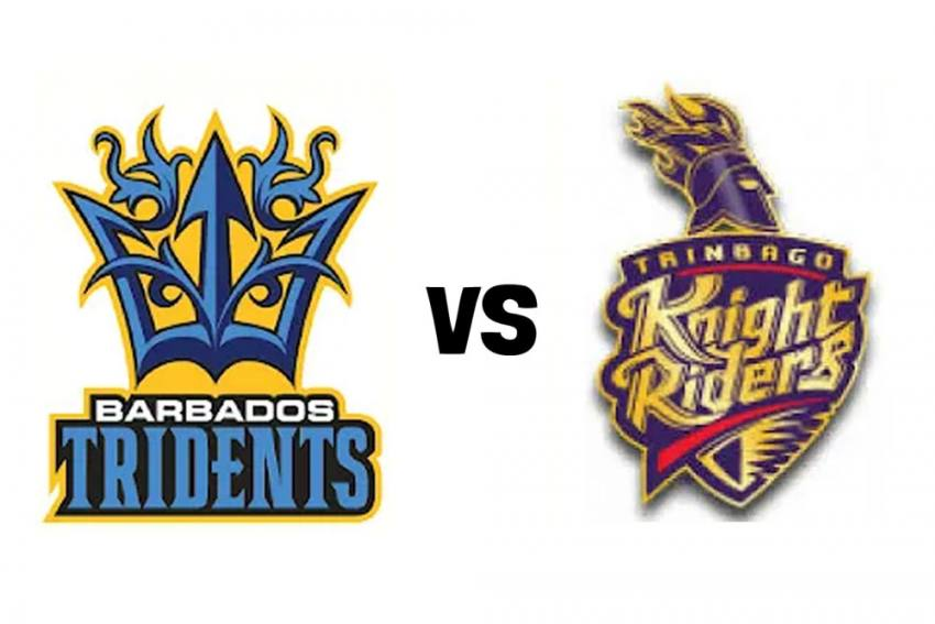 Barbados Tridents Vs Trinbago Knight Riders Live Streaming: How To Watch Match 17 Of CPL 2020