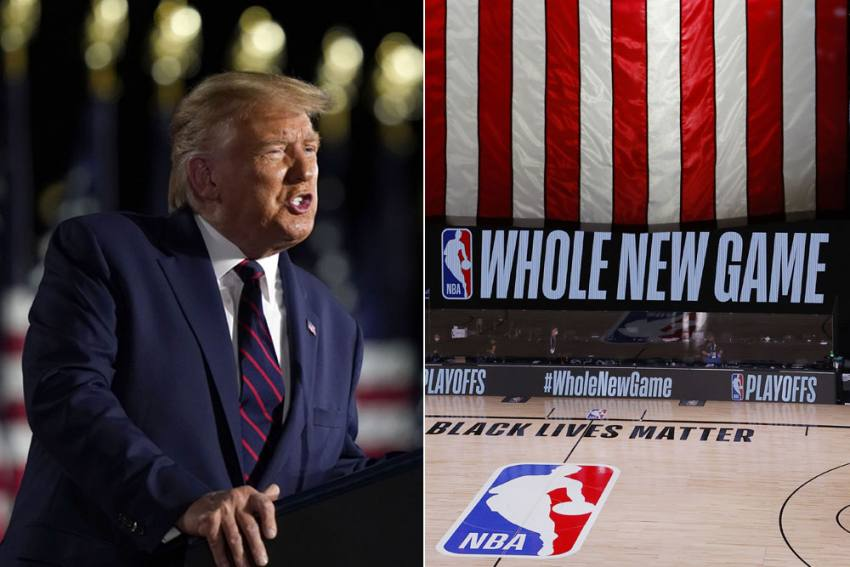 NBA Has Become A 'Political Organisation', Says US President Donald Trump