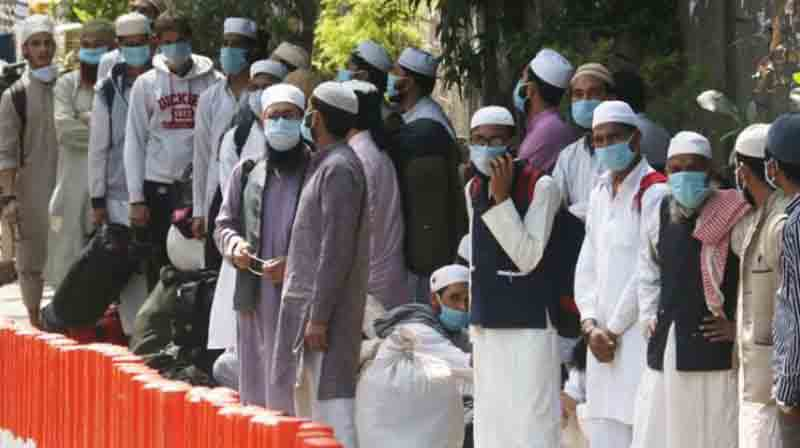 Tablighi Jamaat: 1,095 Lookout Notices Deleted, 630 Foreign Members Left India, Says MEA