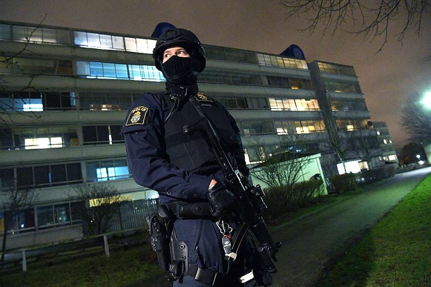 Sweden's Malmo City Sees Riots After Quran Burning By Far-right Activists