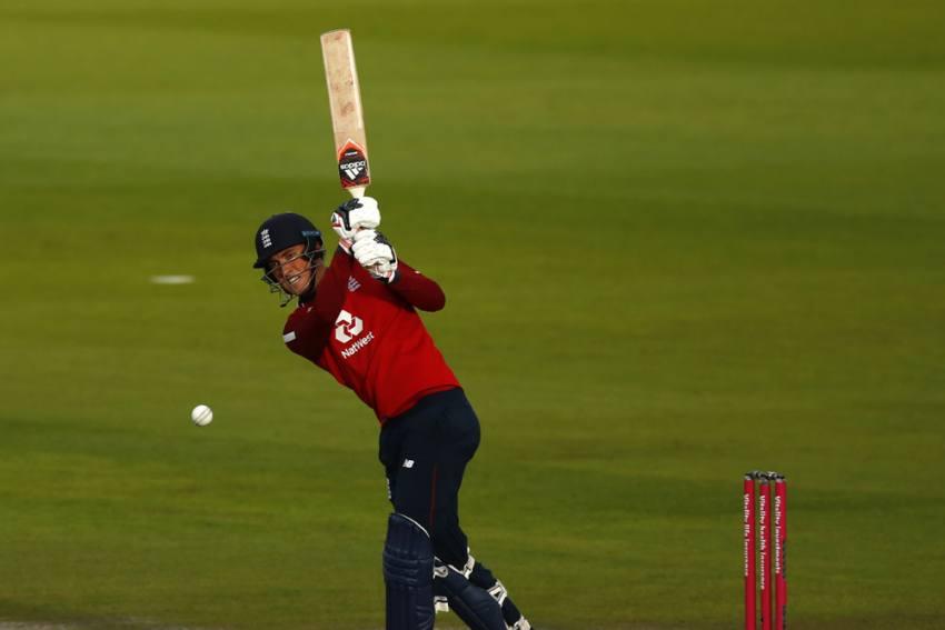 ENG Vs PAK, 1st T20I: Tom Banton Impresses Before Rain Intervenes At Old Trafford