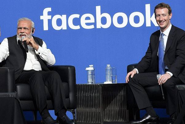 Congress Writes To Facebook CEO Again Over Allegations Of 'Bias' In Favour Of Ruling BJP