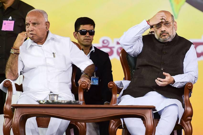 After Amit Shah, Karnataka CM Yediyurappa, TN Governor, UP BJP Chief Test Positive For Covid-19
