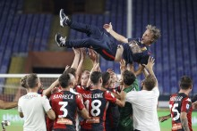 Longest Serie A Season Over: Lecce Go Straight Back Down As Genoa Stay