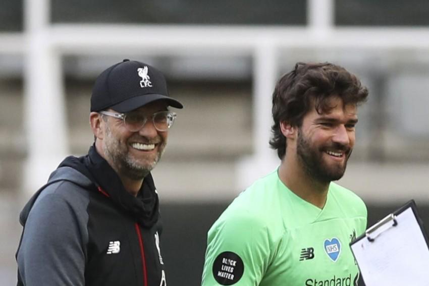 Jurgen Klopp Is Just Getting Started At Liverpool, Says Allison