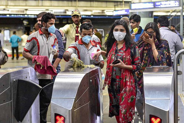No Tokens, Only Smart Cards, No Entry Without Masks: Delhi Metro To Resume With Restrictions