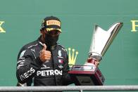Belgian Grand Prix: Lewis Hamilton Continues F1 Dominance With Victory At Spa
