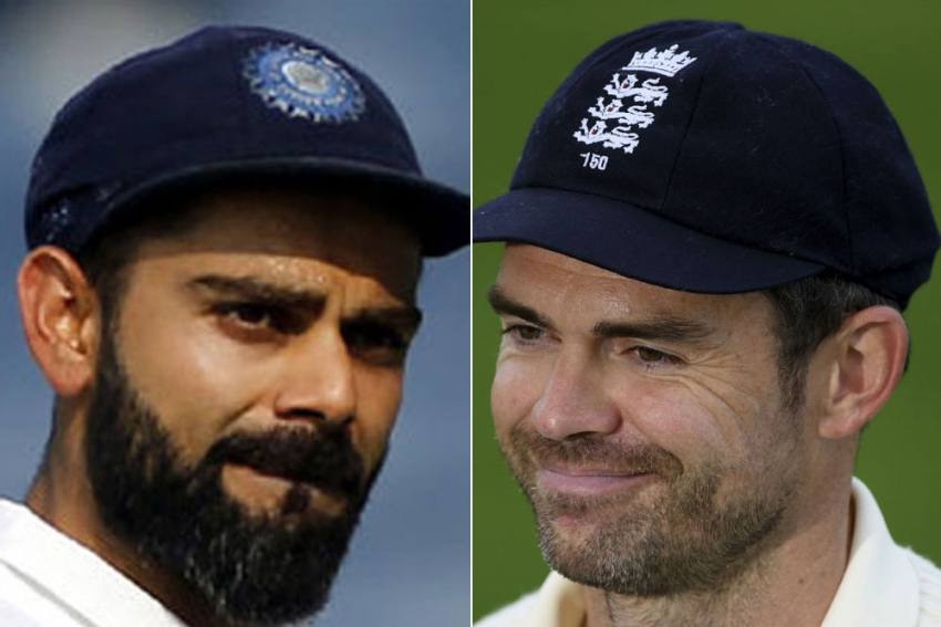 India Vs England: James Anderson Ready To Take On Virat Kohli In Skipper's Own Backyard