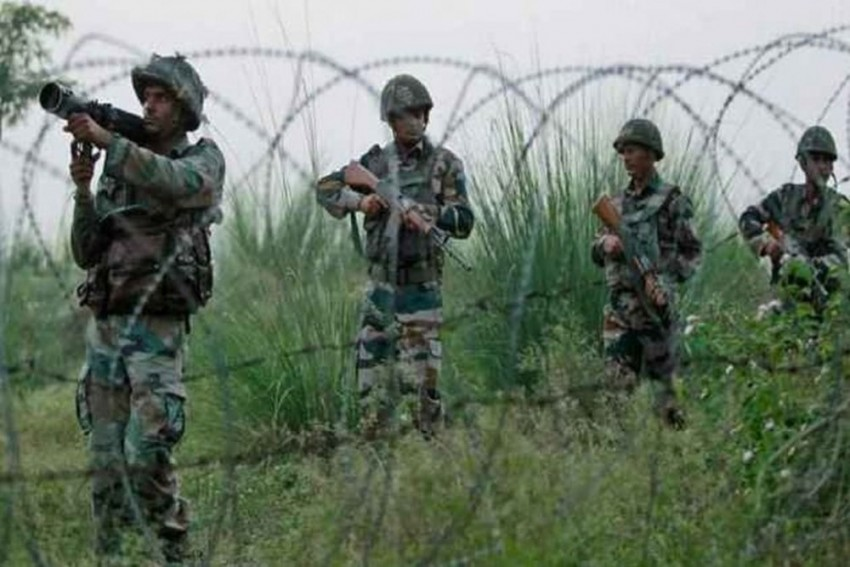 Army Officer Killed In Firing Along LoC In J-K's Rajouri: Report
