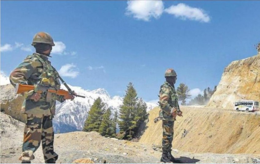 China Carries Out 'Provocative Military Movements' At Pangong Tso, Prevented By India