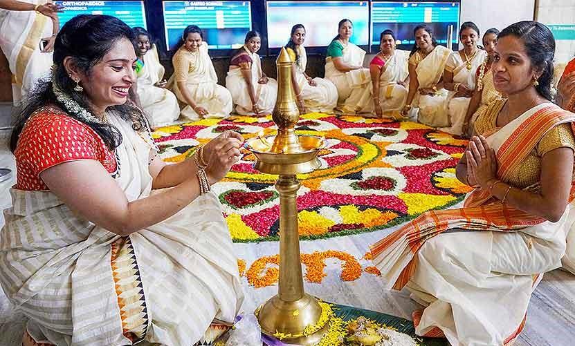 Onam 2020: PM Modi, President Kovind, Vice-President Naidu, Kerala CM Extend Greetings