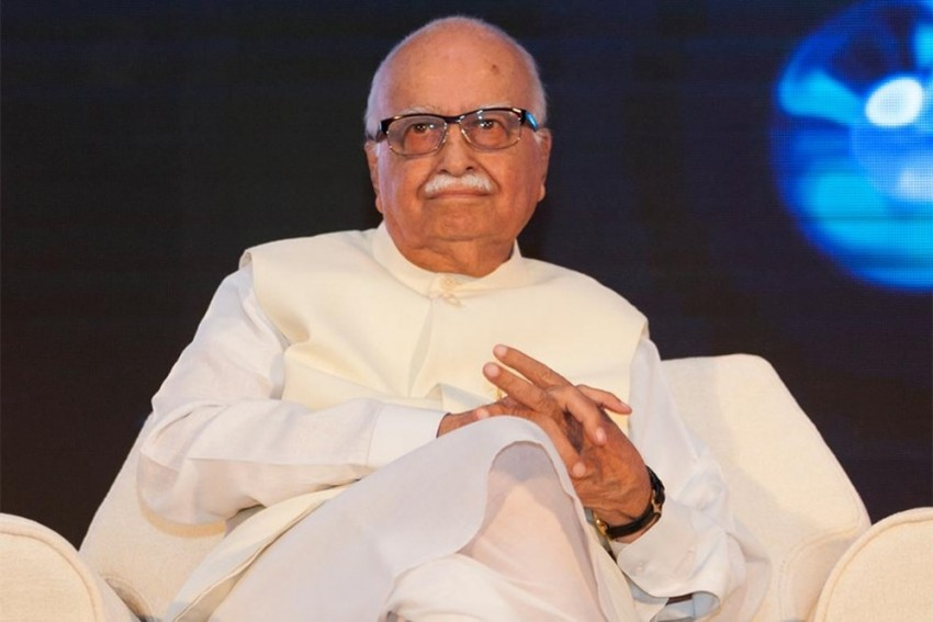 Ram Mandir Will Represent India As Strong Nation, Says LK Advani