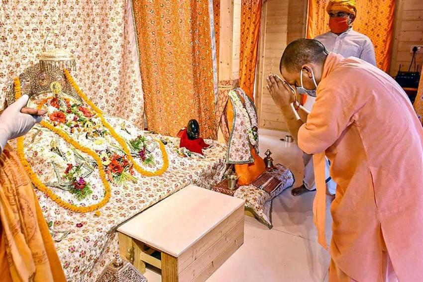 'Ram Lalla In Green On Aug 5? No Controversy Over Colour Of Clothes': Banaras Scholar