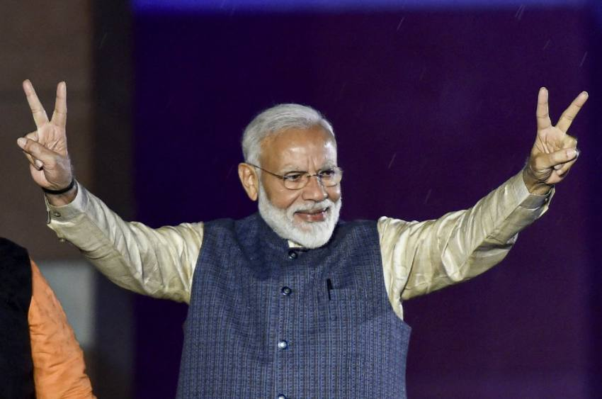 PM Narendra Modi To Spend Nearly 3 Hours In Ayodhya On Bhoomi Pujan Day. Here's His Itinerary