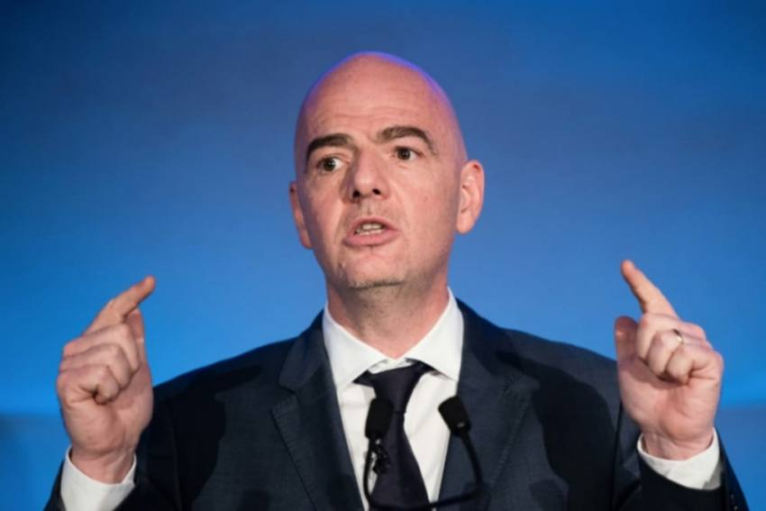 Gianni Infantino's Investigation Makes FIFA Damage 'Irreversible'