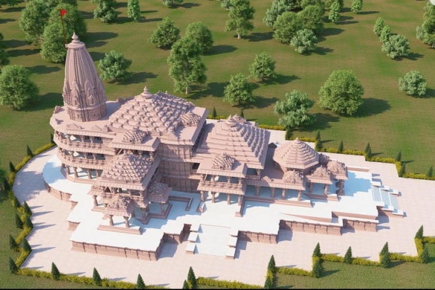 The Man Who Measured Land With His Feet Awaits Construction Of Ram Mandir In Ayodhya He Designed