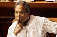 Former Karnataka CM Siddaramaiah Tests Positive For COVID-19, Admitted To Hospital