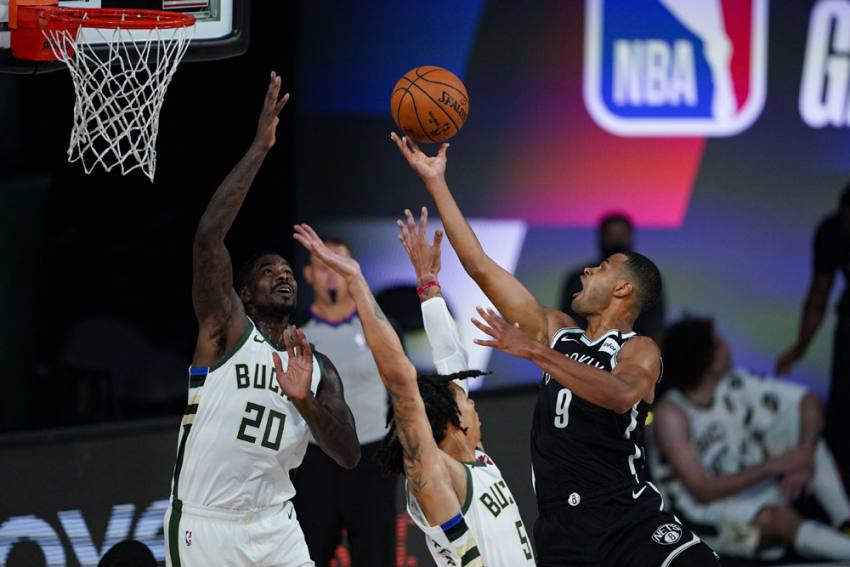 NBA Results: Nets Stun Giannis And Bucks, Clippers Fall To Suns After Booker's Buzzer-beater
