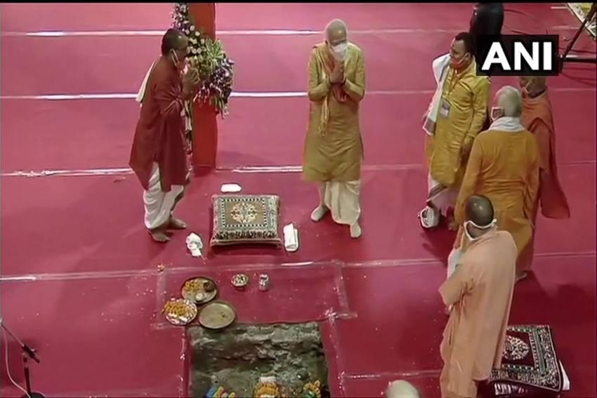 Ayodhya Ram Mandir Ceremony: Leaders Hope Development Would Pave Way For Harmony