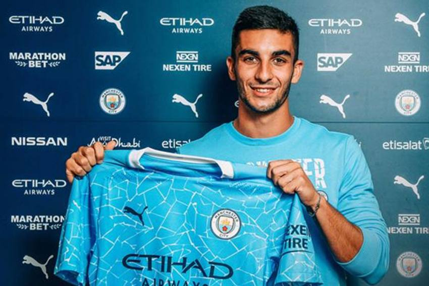 Football Transfer: Manchester City Secure Leroy Sane Replacement, Sign Valencia Star Ferran Torres