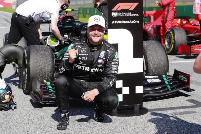 Valtteri Bottas Commits To Mercedes For 2021 Formula One Season