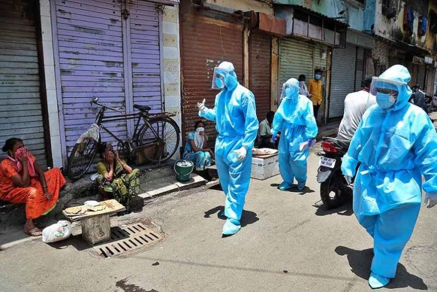 India's Coronavirus Count Crosses 2 Million-mark; Death Toll Surges Past 41,000