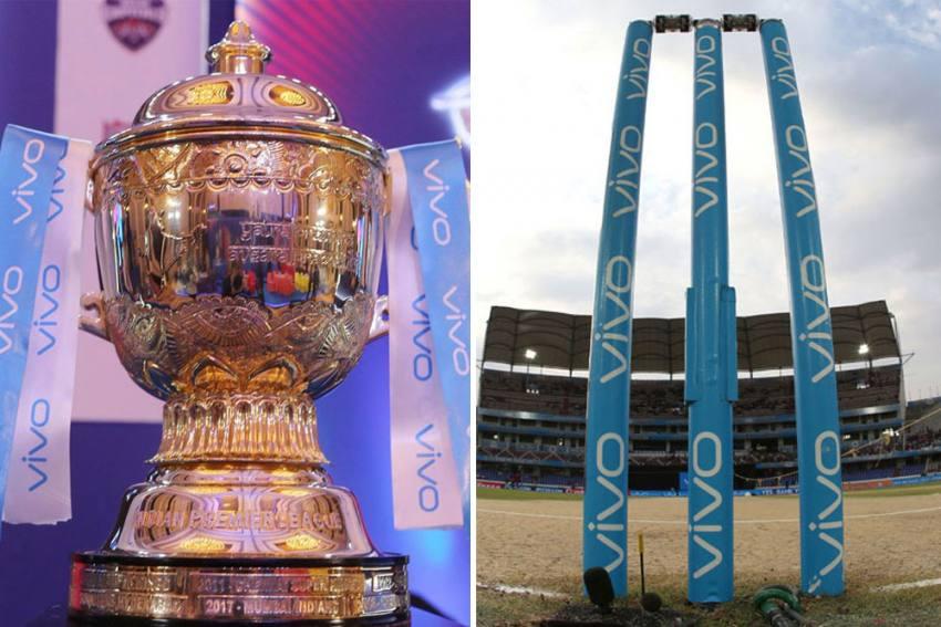 IPL 2020: BCCI Officially Suspends Vivo As Indian Premier League's Title Sponsor
