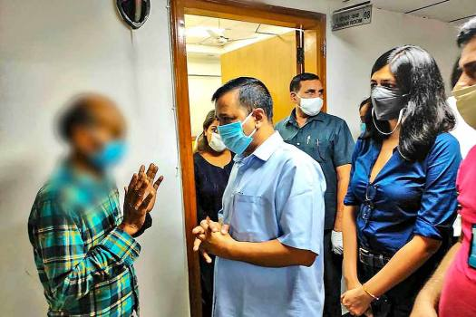 'Shaken Me To Core': Kejriwal Promises Stringent Action After 12-year-old Sexually Assaulted