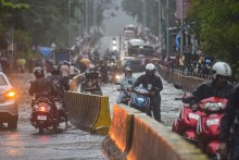 As Rain Intensity Reduces, Transport Services Resume In Parts Of Mumbai