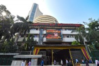 The Shock Of The Sensex