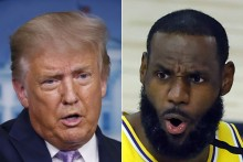 Don't Care If Donald Trump Turns Off When We Take A Knee: LeBron James