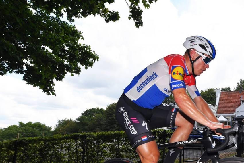Dutch Cyclist Fabio Jakobsen Put Into Induced Coma After Crash
