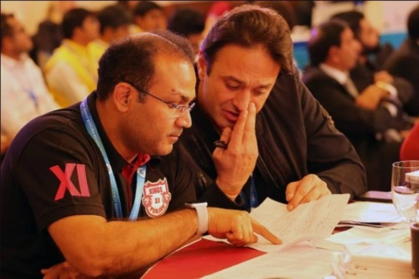 KXIP Co-Owner Ness Wadia Feels IPL 2020 Could Be Doomed By Even A Single COVID-19 Positive Case