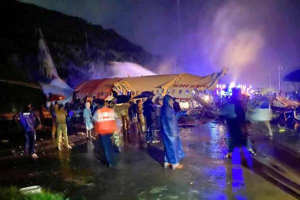 Kerala Air India Plane Crash: Indian Consulates In Dubai, Sharjah Set Up Helpline Numbers